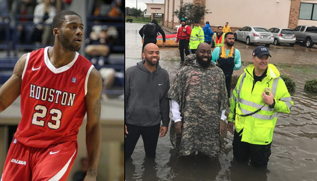 Rapper Trae The Truth Rescued Jonathon Simmons During Hurricane Harvey