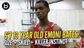 Emoni Bates | Ballislife.com