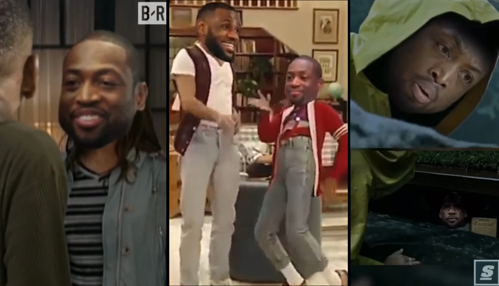 Dwyane Wade Joining The Cleveland Cavs Memes Compilation
