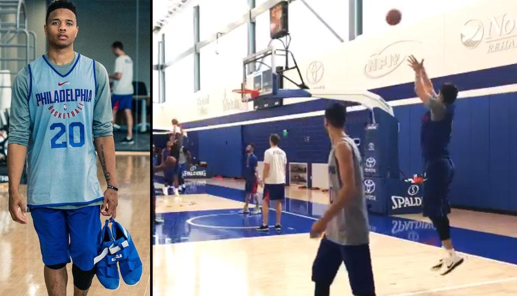 76ers Training Camp Highlights: Dario Saric and Furkan Korkmaz Shootout