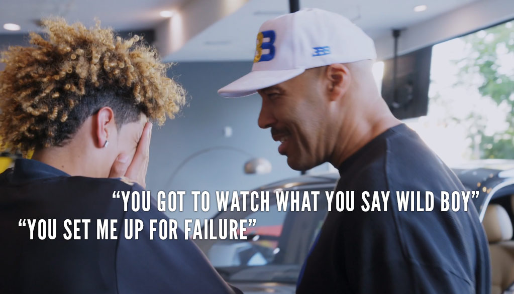 Ball In The Family EP 3: The Immaturity of LaMelo