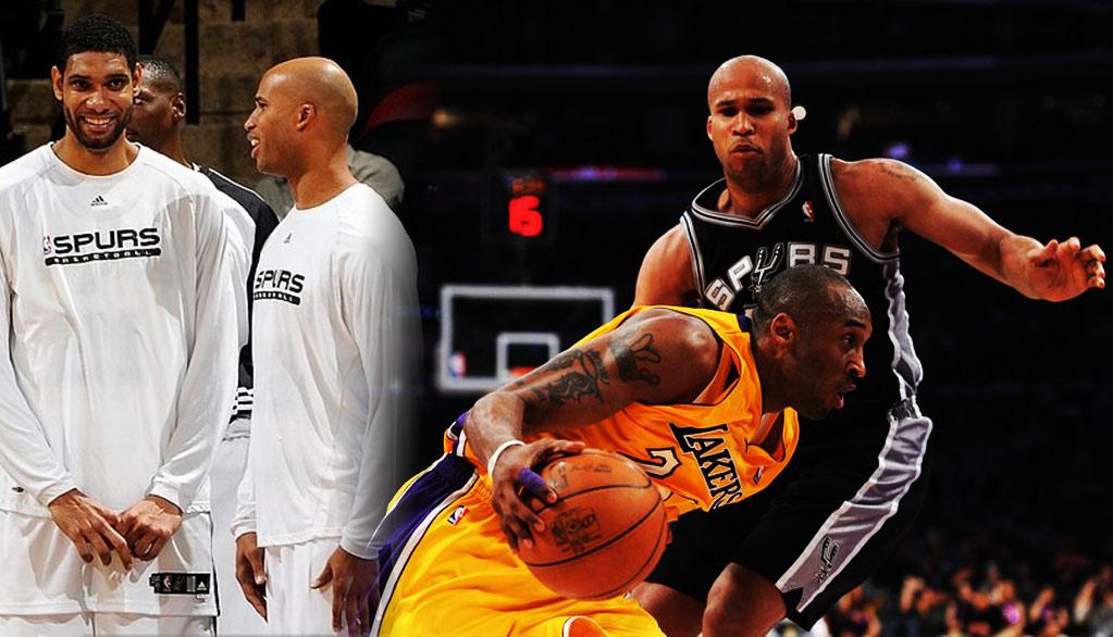 "Richard Jefferson's Greatest Players List, Says ""Kobe Isn't Even Better Than Duncan"""