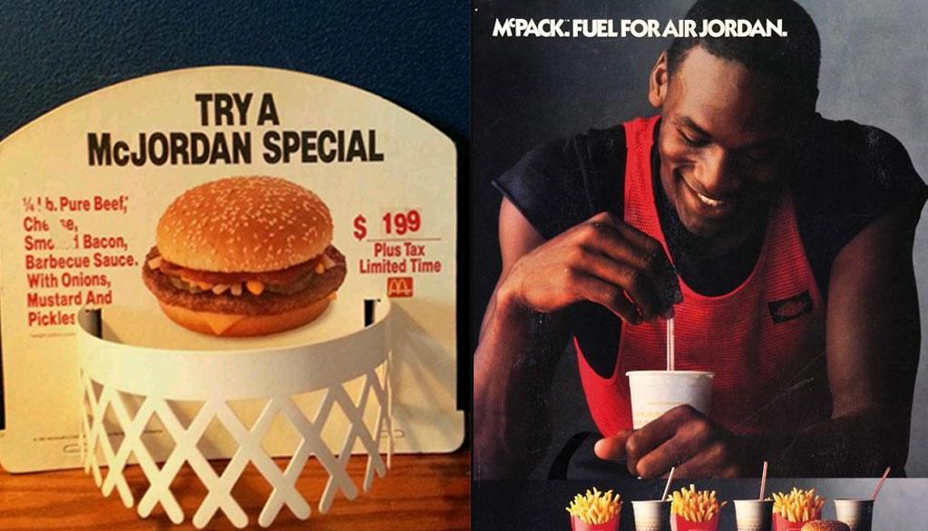 How to Order a McJordan Burger at McDonalds