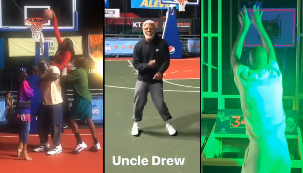 Uncle Drew Movie Behind The Scenes: Shooting Contests, Dunking & Dancing