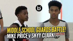 Skyy Clark Mike Price Lucas Camp | Ballislife.com