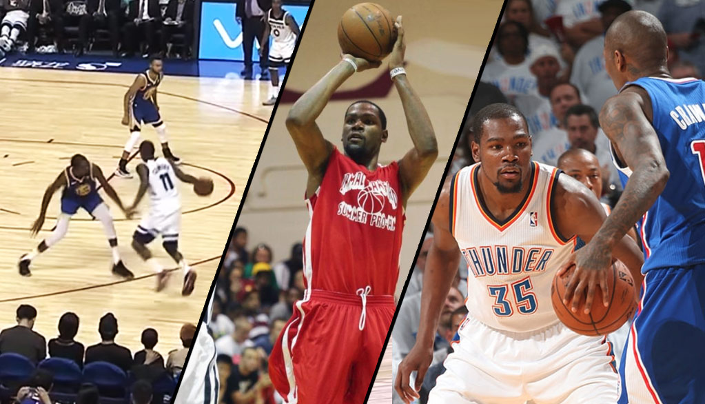 Jamal Crawford Crossover & bucket on Kevin Durant + Crawford's Best Duels With KD