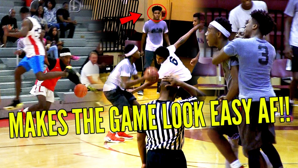 Mario Mckinney Makes 45 Points & Game Winner Look EASY!! Fall League Championship Highlights!