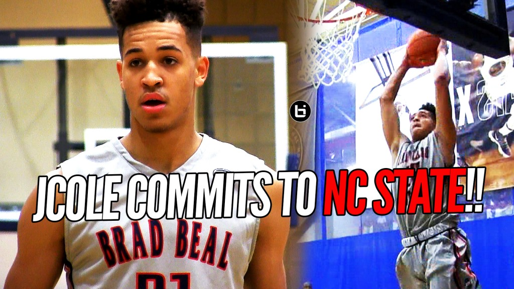 NC State Commit JCOLE Official Ballislife Summer Mixtape!!