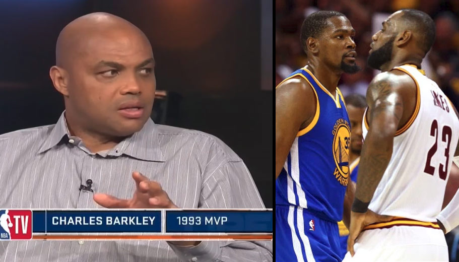 Open Court: Who Is The Best Player In The NBA? Barkley Explains Why KD Is Not