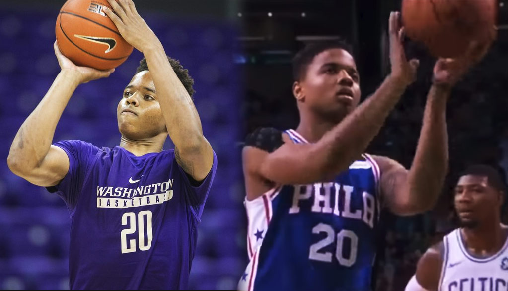 The Evolution of Markelle Fultz Shooting Form