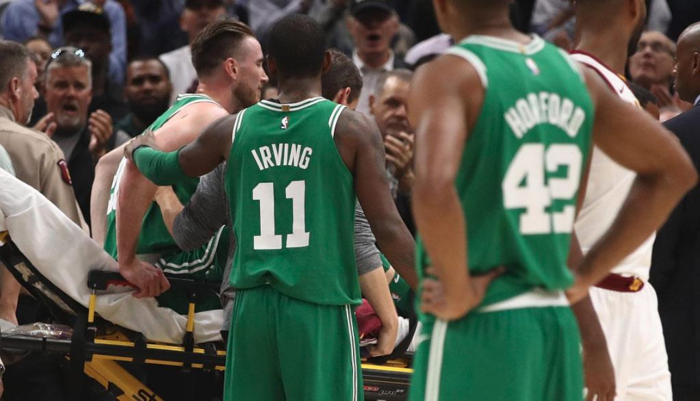 NBA Players React To Gordon Hayward's Horrific Injury