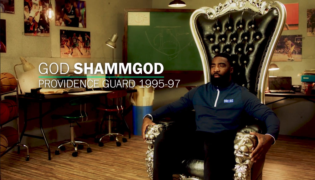 "God Shammgod & The Original Practitioners of the ""Shammgod"" Crossover"