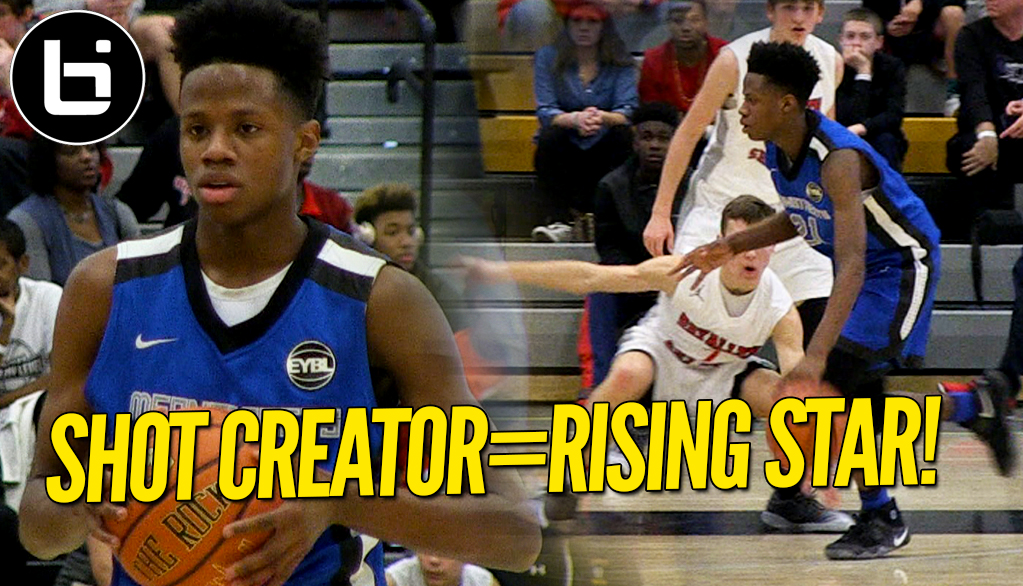DJ Steward Freshman Highlights! Chicago Shot Creator is Rising Star!