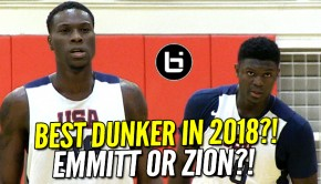 Zion Williamson USA Basketball | Ballislife.com