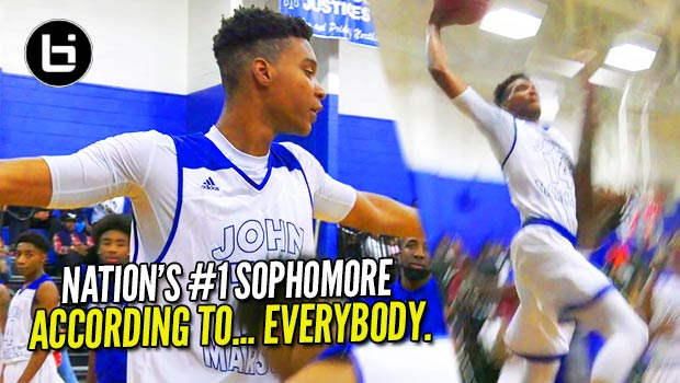 Isaiah Todd Wants in Dick's National & his Squad Drops 108 Points to Prove It!