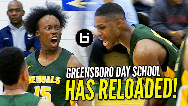 Greensboro Day Has RELOADED! Bengals Looking to Repeat as NCISAA 3A Champs!