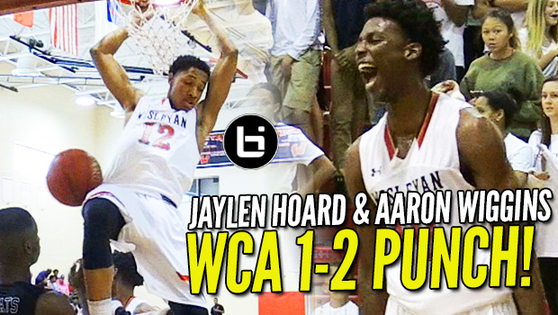 Who's a Better Starting 5 in the #HoopState?! WCA Opening Season Highlights!