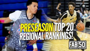 Cole Leaky Regional Rankings