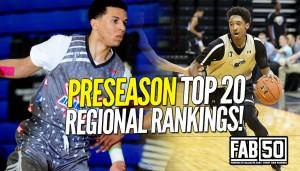 Cole Leaky Regional Rankings