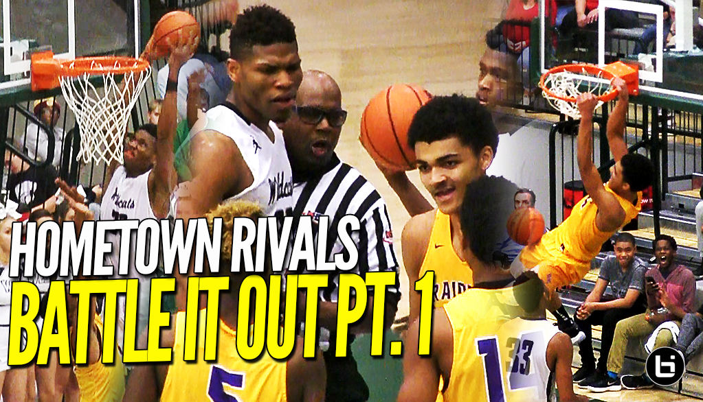 WHO RUN THIS TOWN!? Francis Okoro VS Chris Payton Pt.1!! Full highlights!