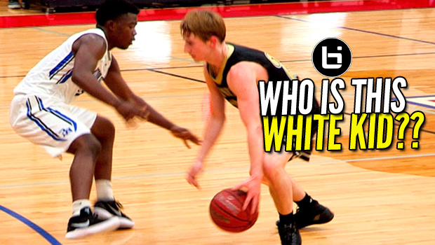 "WHERE DID THIS WHITE KID COME FROM? Evan ""McBuckets"" McCarthy Full Highlights"