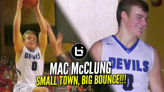 Mac McClung SLAMMING His Way to 39 Points: Would YOU Jump?!?