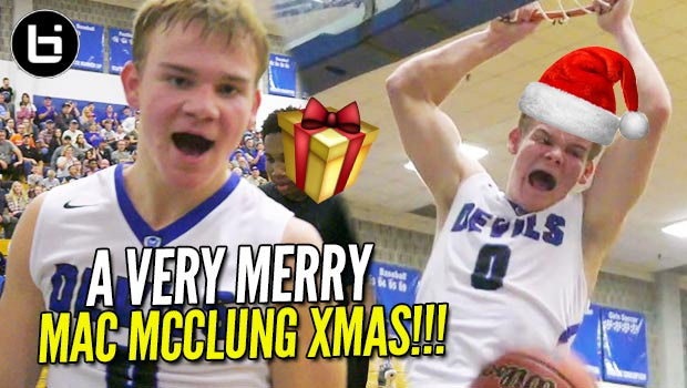 Mac McClung: Realest Dunk Face in the Game?! (31 points/7 assists/7 boards)