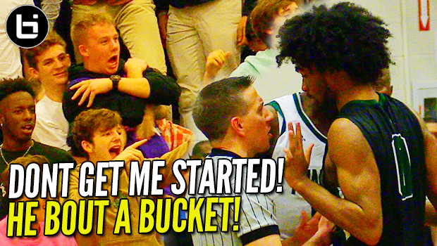 """""""TURN ME UP!!!"""" UNC Commit Coby White Racks 46 in Front of SOLD OUT Crowd!"""
