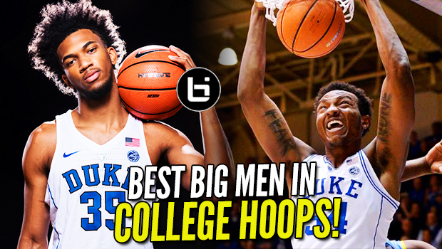 BEST BIG MEN IN COLLEGE HOOPS! Marvin Bagley III & Wendell Carter HS Highlights!