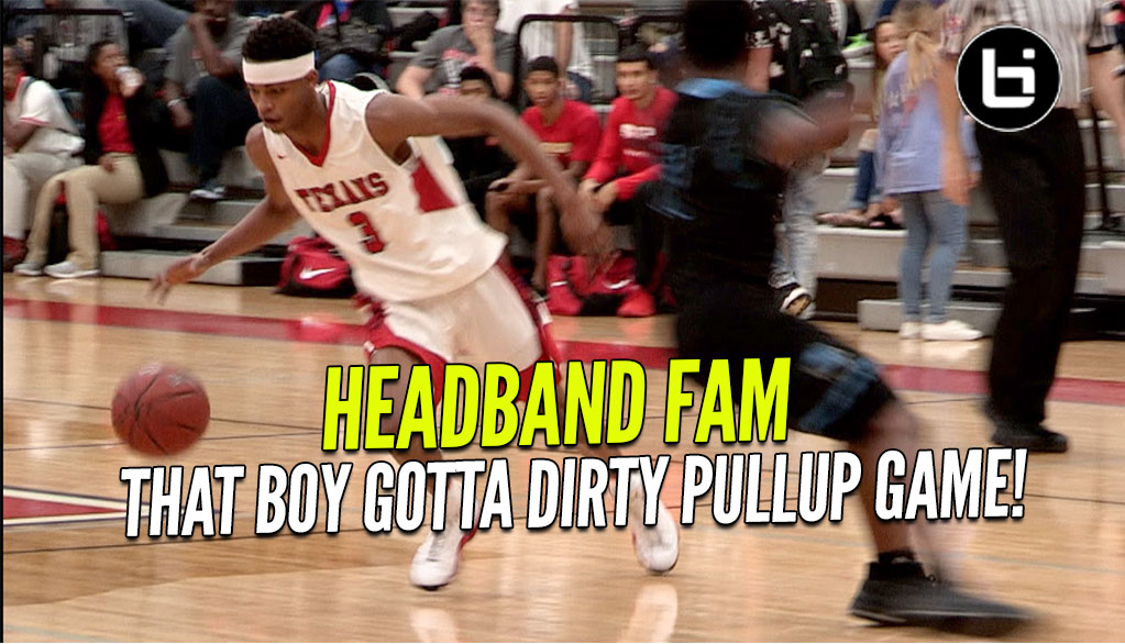 """THAT BOY GOTTA DIRTY PULLUP GAME!"" Avery Anderson Justin Northwest Full Highlights"