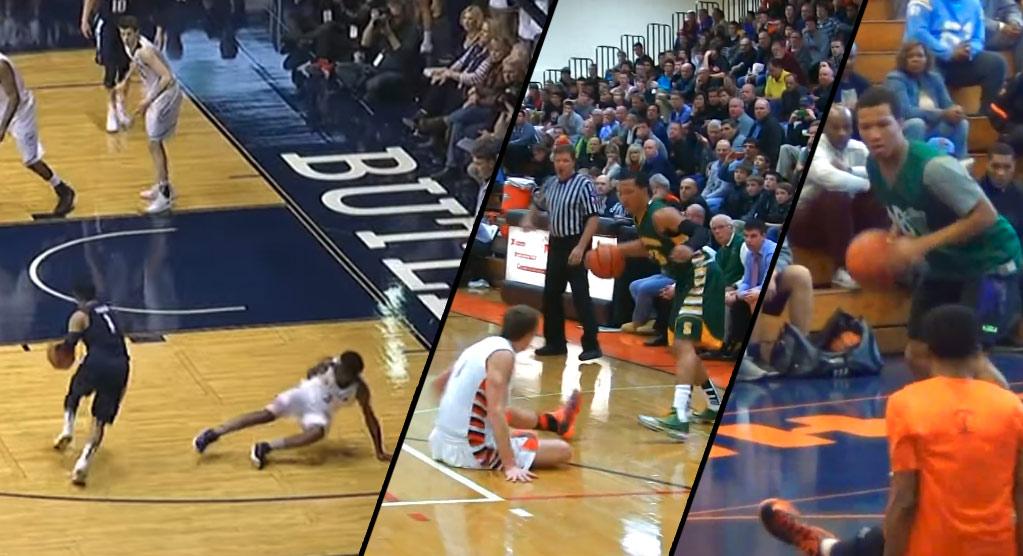 Jalen Brunson's Ankle Breaker vs Butler Brought Back Some Great Ankle-Breaking Memories