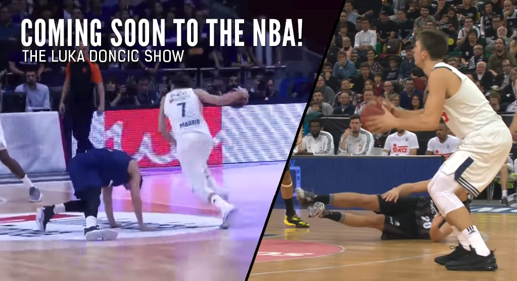 Luka Doncic is Breaking Ankles & Rising To The Top Of NBA Mock Drafts