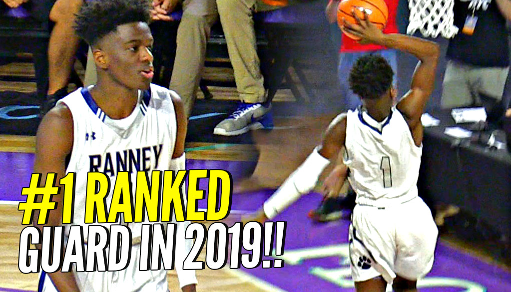 #1 Ranked Guard GOES OFF In Front of Duke Coach!! Bryan Antoine ON A MISSION!