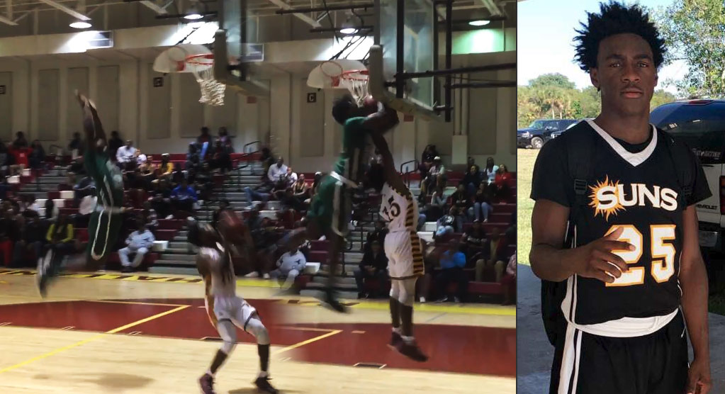 6'1″ Donte Innocent Had One Of The Nastiest Chase Down Blocks Ever