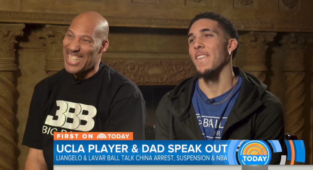 LiAngelo Ball Talks About Being Jailed In China