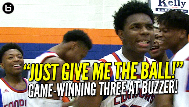 CRAZY Game-Winning Three at Buzzer! Marquise Walker Hands OPRF First Loss! Curie to Pontiac Finals!