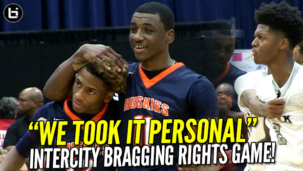 """WE TOOK IT PERSONAL"" Crazy BRAGGING RIGHTS Game! Chicago Elite Classic Full Highlights"