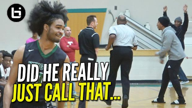 Coby White vs Greg Gantt + Controversial Buzzer Beater!!! DID IT COUNT?!?