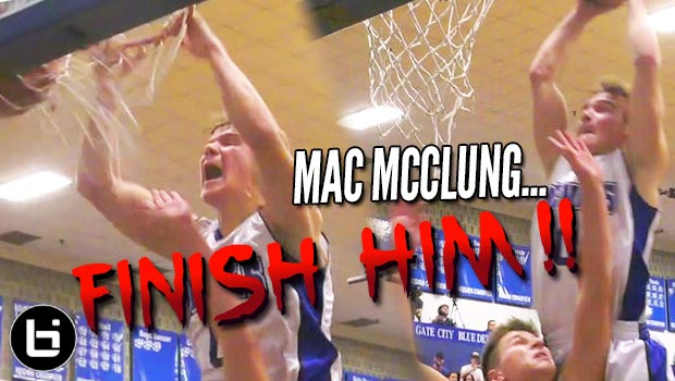 Mac McClung Mortal Kombat Finish in Front of SOLD OUT CROWD!! Why Jump?!?
