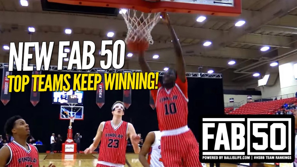 NEW FAB 50: Top Teams Keep ROLLING!