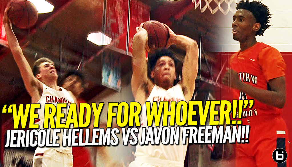 """WE READY FOR WHOEVER!!"" Jericole Hellems Goes OFF in Rematch Against Powerhouse Whitney Young!!"