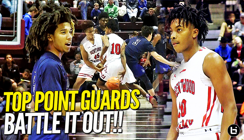 Darius Garland VS Tyger Campbell!! Top Point Guards BATTLE at Bass Pro ToC!