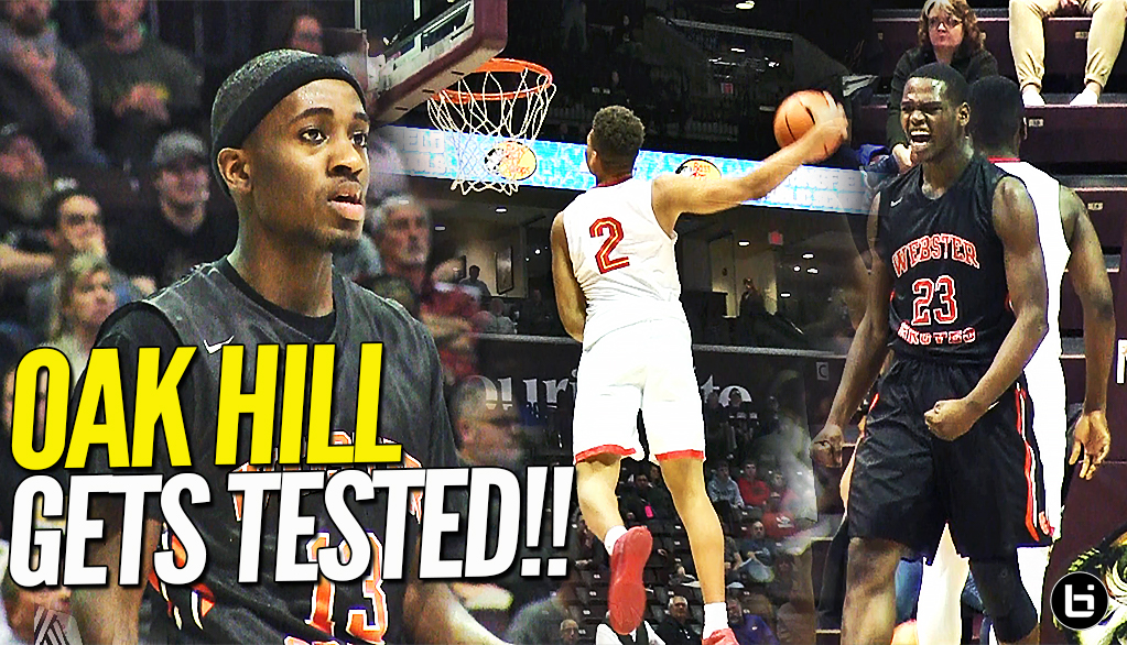 OAK GETS TESTED!! Courtney Ramey NOT Backing Down Against Undefeated Oak Hill at Bass Pro ToC!!
