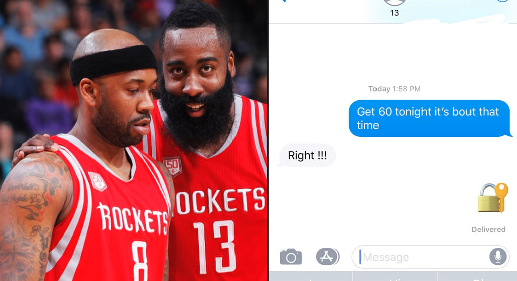 Bobby Brown Told James Harden To Get 60, Harden Agreed & Dropped A 60-Point Triple-Double!