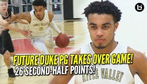 Tre Jones | Ballislife.com