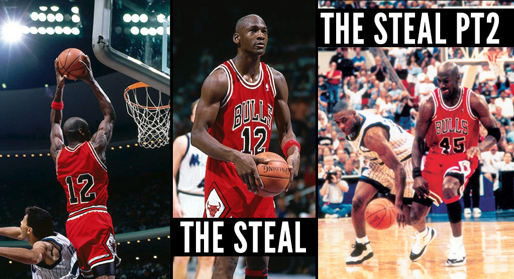 Why Michael Jordan Wore 12 & 45 (& Probably Hates Orlando)