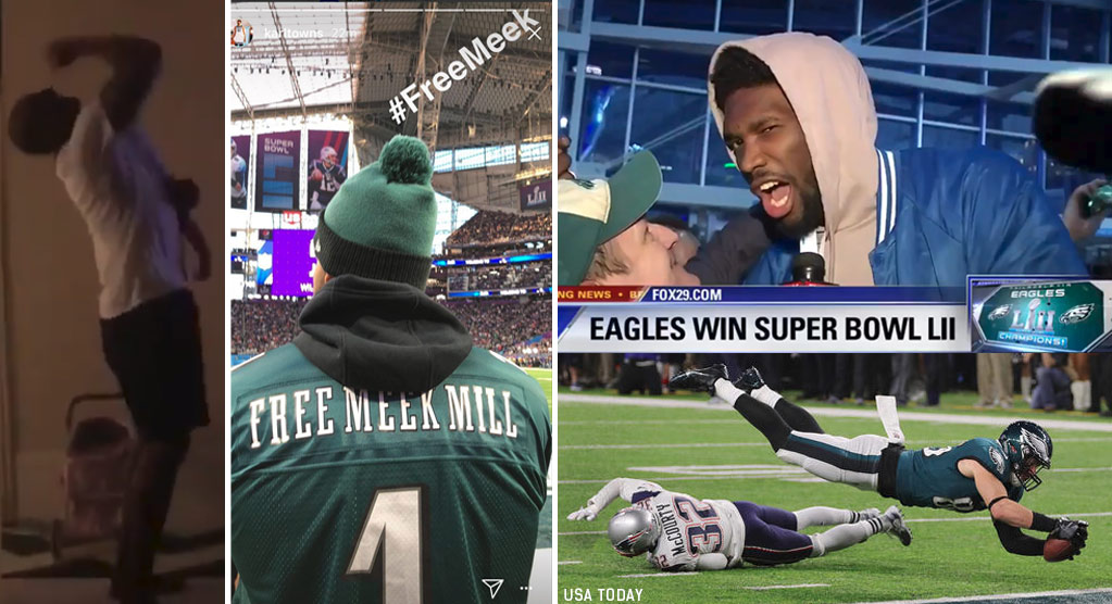 NBA Players React To The Eagles Winning The Super Bowl