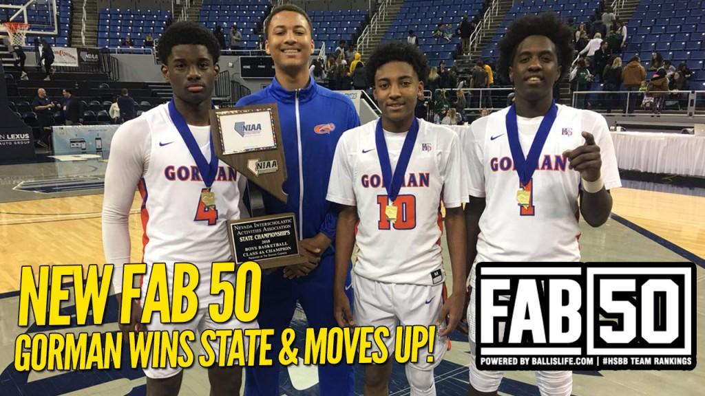 NEW FAB 50: Big News and Big Changes!