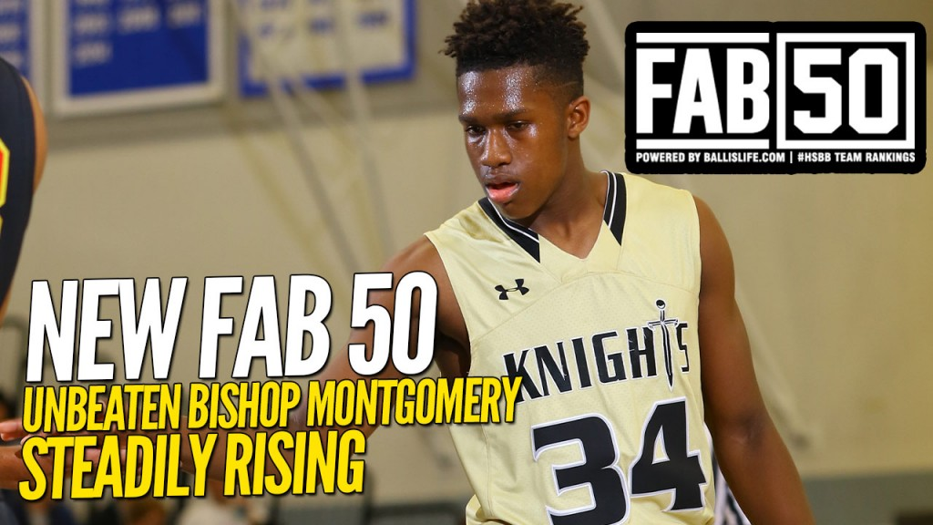 NEW FAB 50: Playoff Pressure Mounts For Remaining Unbeatens!