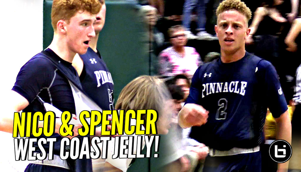 Nico Mannion & Spencer Rattler ABSOLUTELY DOMINATE In LAST Regular Season Game!!